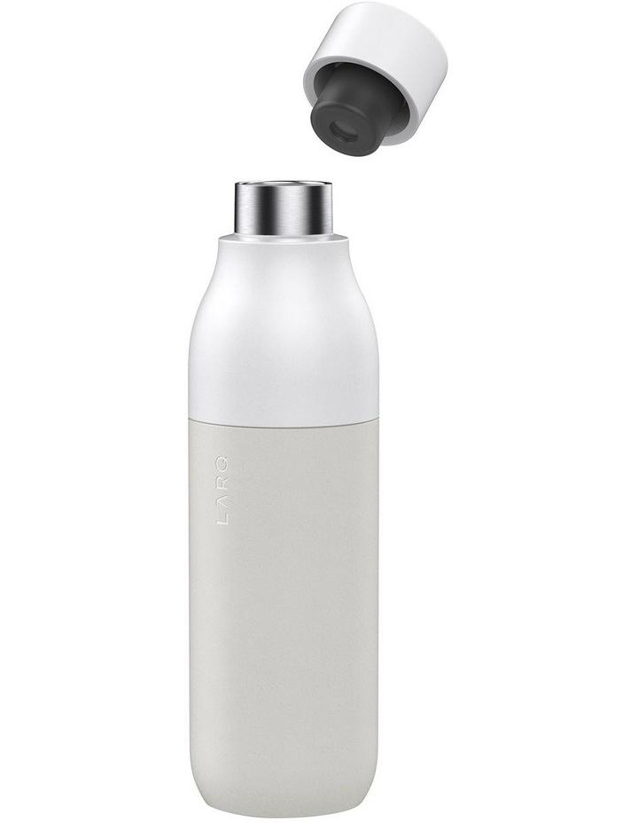 Purifying Water Bottle 740ml - Granite White image 2
