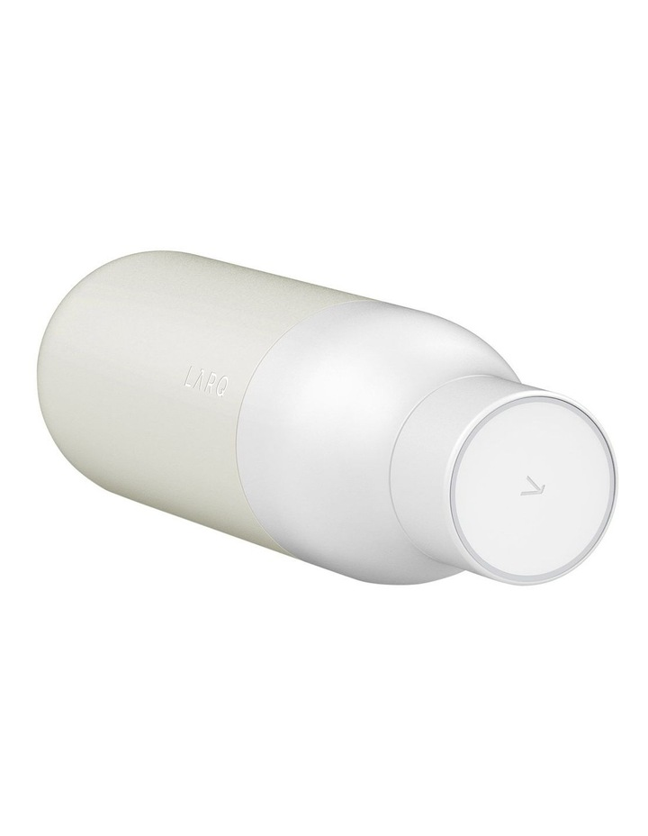 Purifying Water Bottle 740ml - Granite White image 4