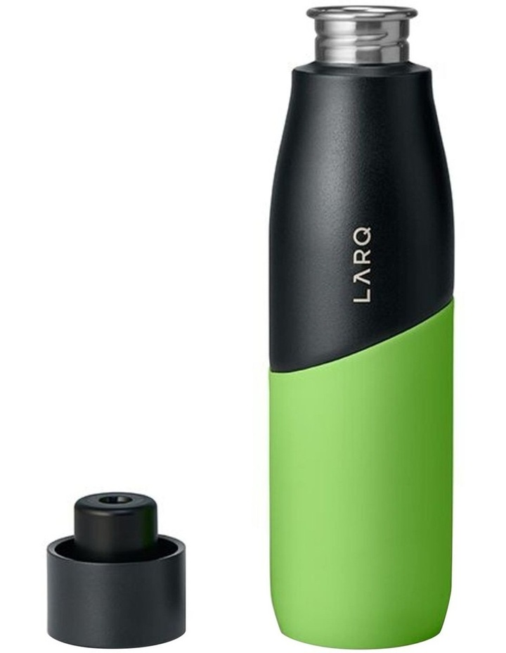 Movement - Purifying Water Bottle 710ml - Black/Vert image 2