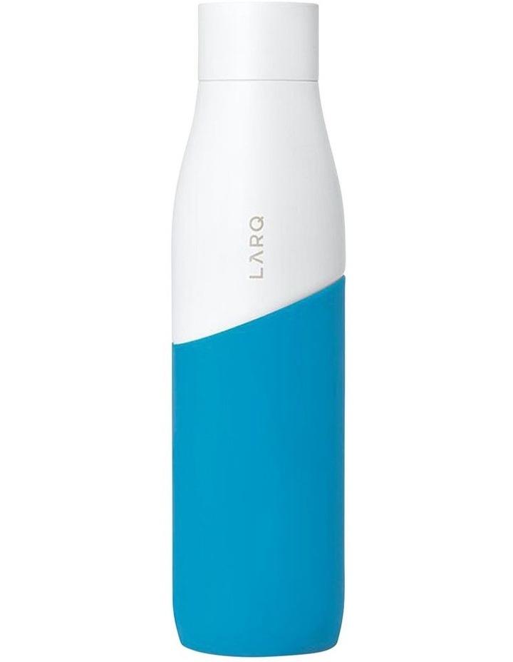 Movement - Purifying Water Bottle 950ml - White/Marine image 1