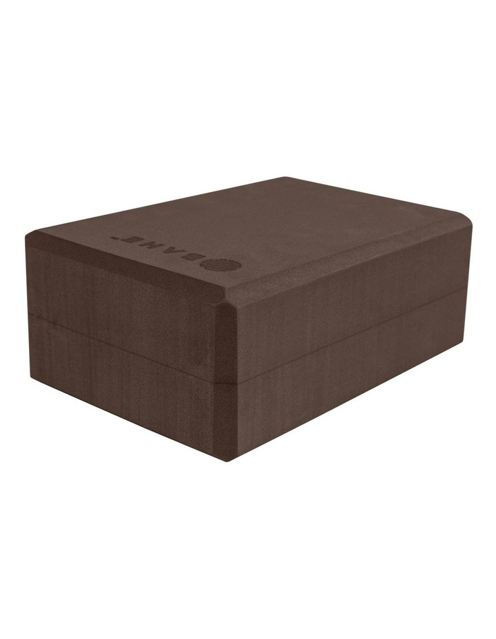 Yoga Block - Cinnamon image 1