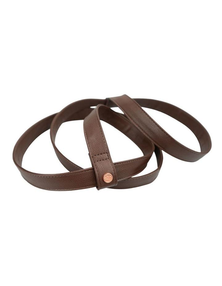 Yoga Mat Harness - Cinnamon image 1