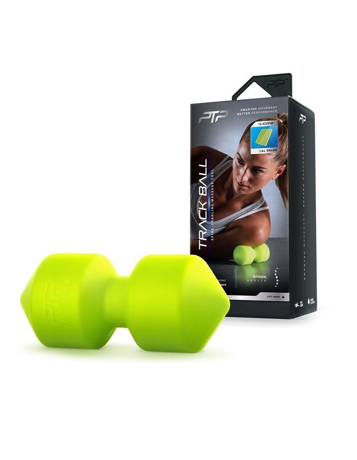 Track Ball Soft Lime image 1
