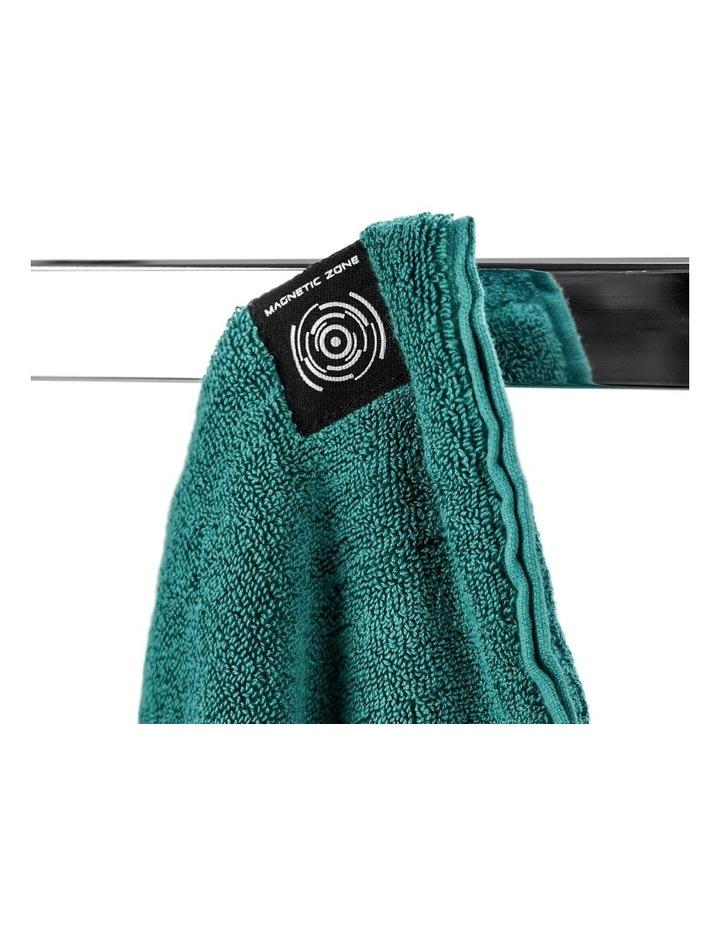 Towel X Teal/Grey image 3
