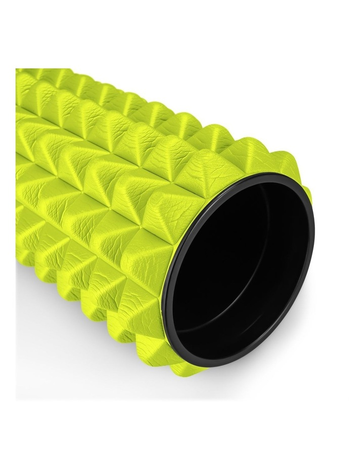 Massage Therapy Roller Soft Lime image 3