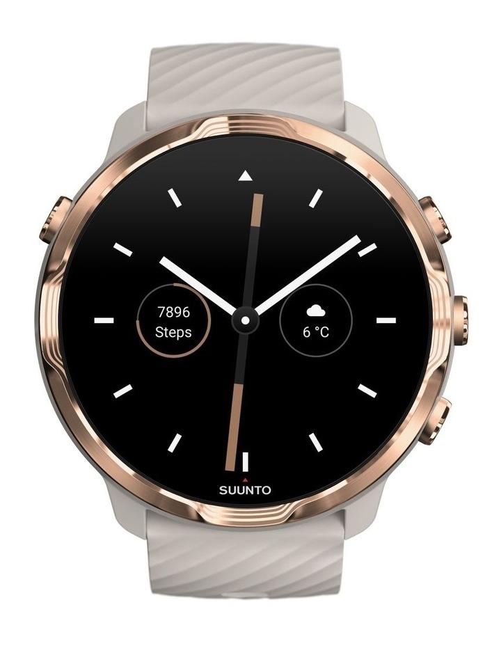 SUUNTO 7 Smartwatch- Sandstone Rosegold image 1