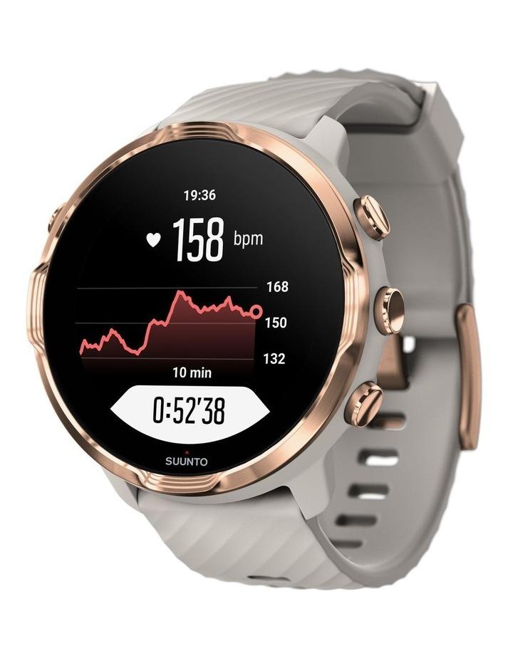 SUUNTO 7 Smartwatch- Sandstone Rosegold image 6