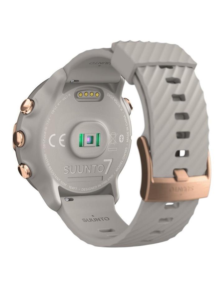 SUUNTO 7 Smartwatch- Sandstone Rosegold image 7