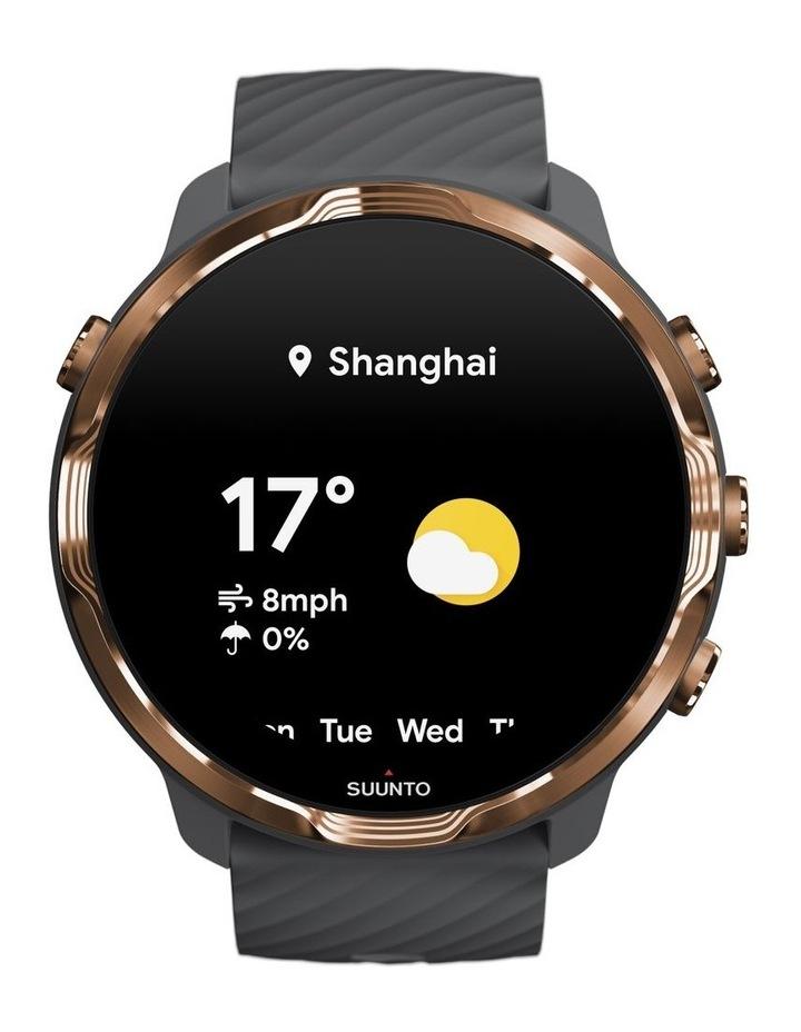 SUUNTO 7 Smartwatch - Graphite Copper image 1