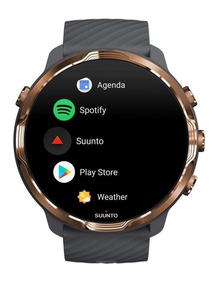 SUUNTO 7 Smartwatch - Graphite Copper image 2