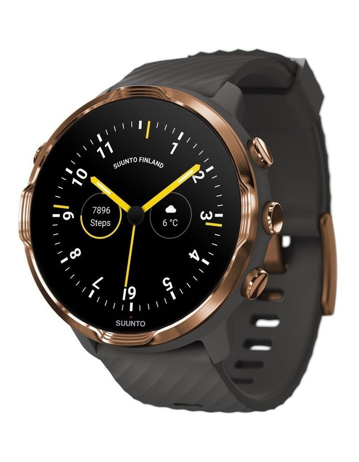 SUUNTO 7 Smartwatch - Graphite Copper image 3