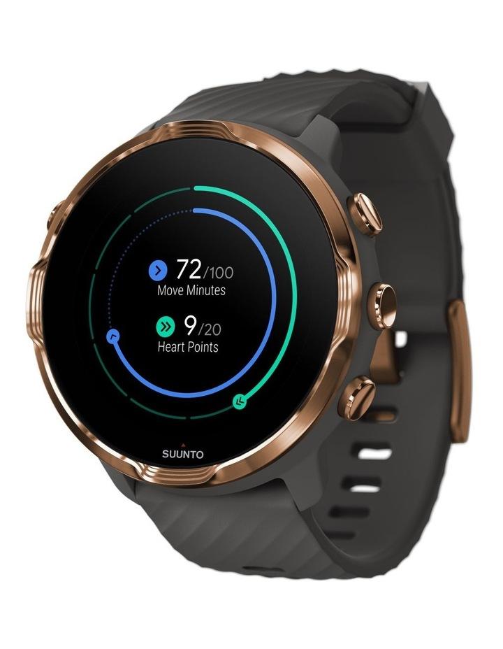 SUUNTO 7 Smartwatch - Graphite Copper image 4