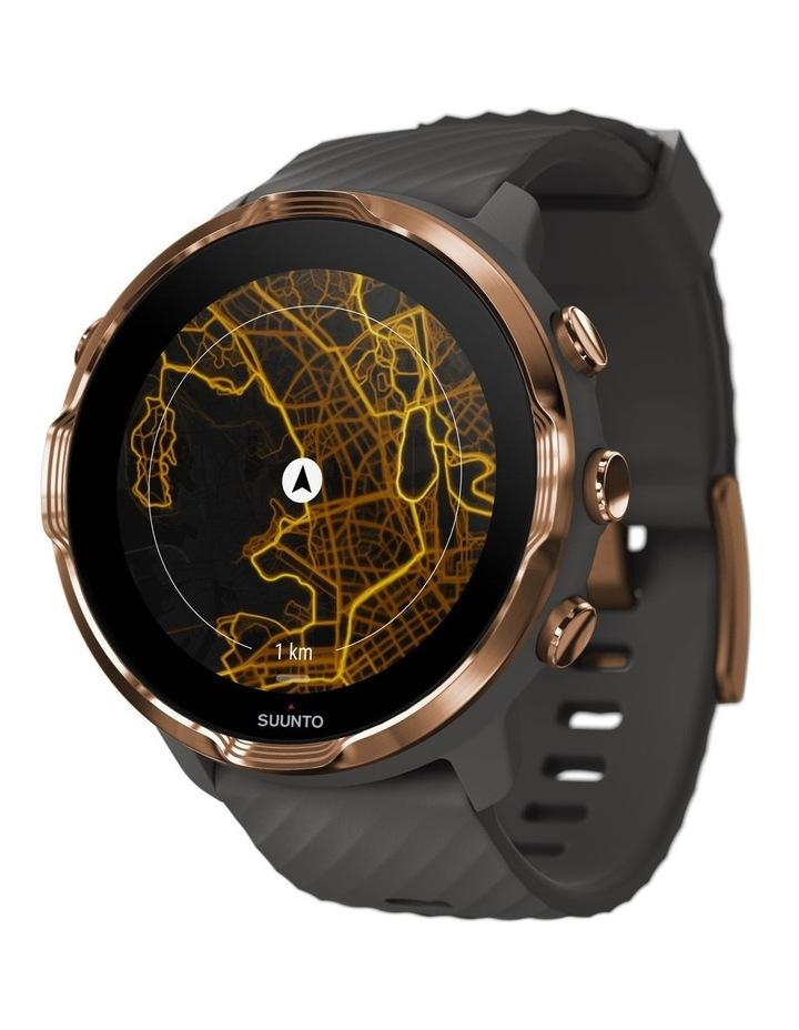SUUNTO 7 Smartwatch - Graphite Copper image 5