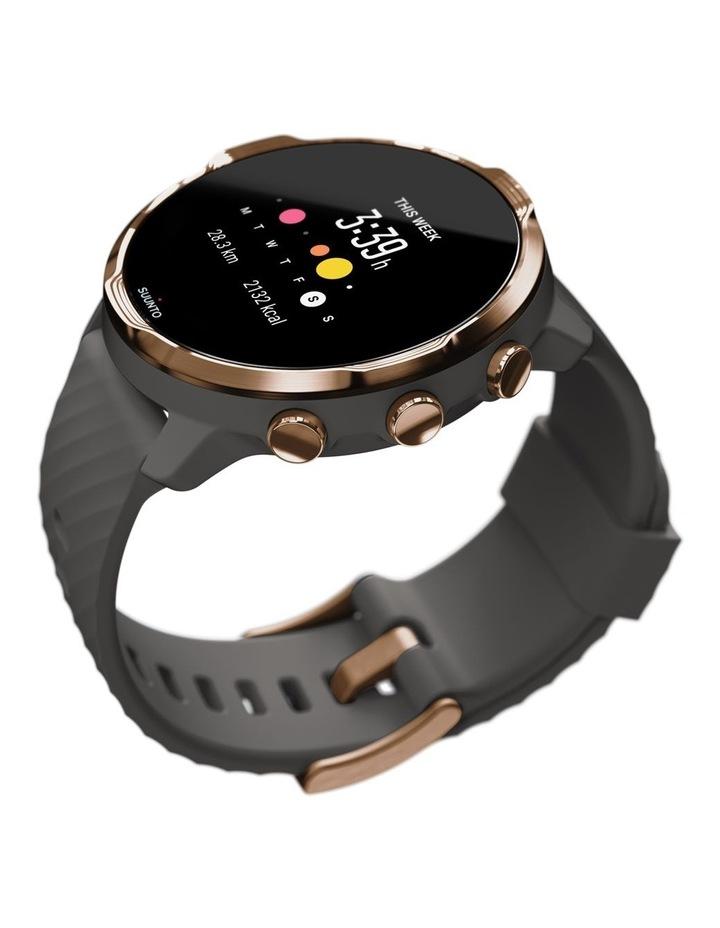 SUUNTO 7 Smartwatch - Graphite Copper image 6