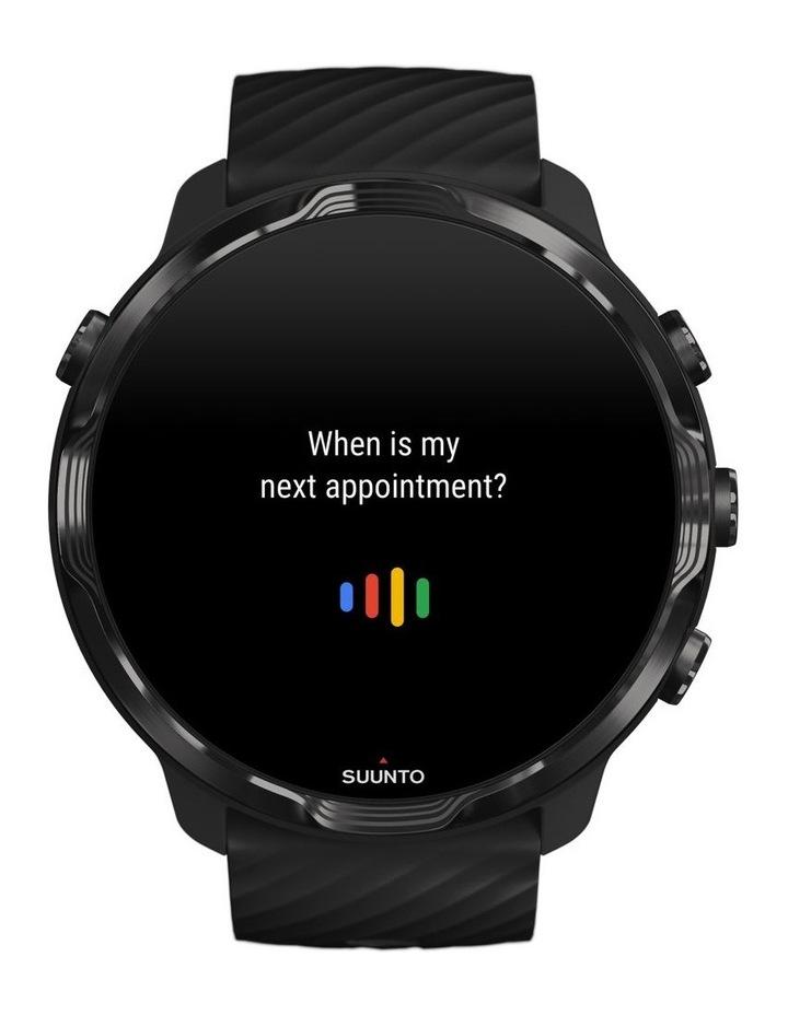 SUUNTO 7 Smartwatch - Black Lime image 2
