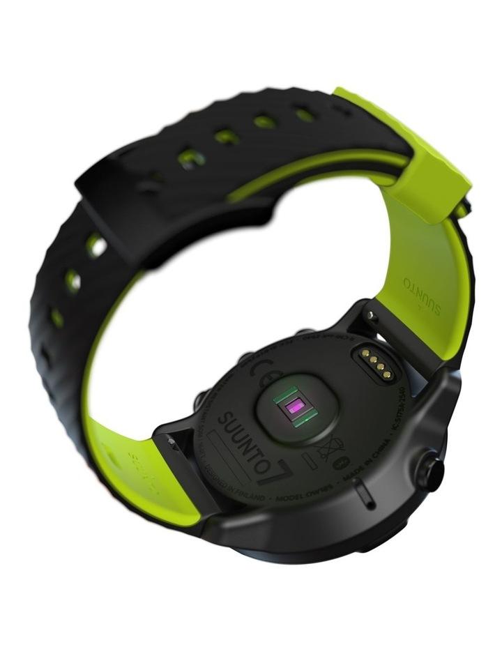 SUUNTO 7 Smartwatch - Black Lime image 6