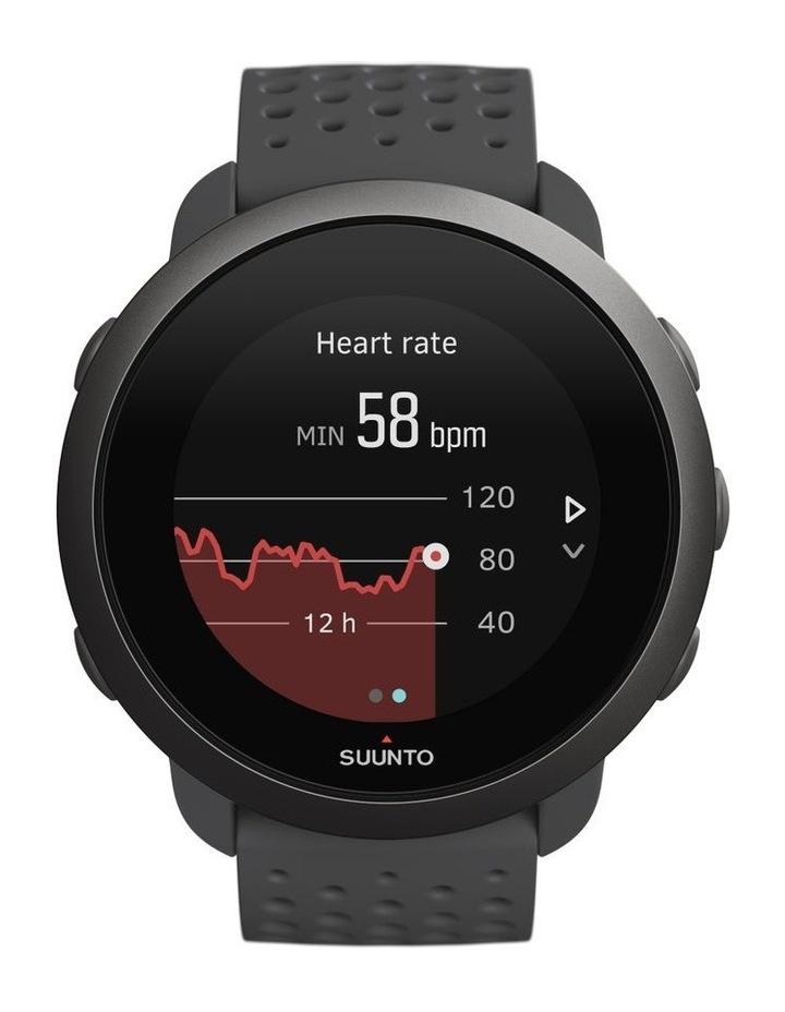 SUUNTO 3 Smartwatch - Slate Grey image 1