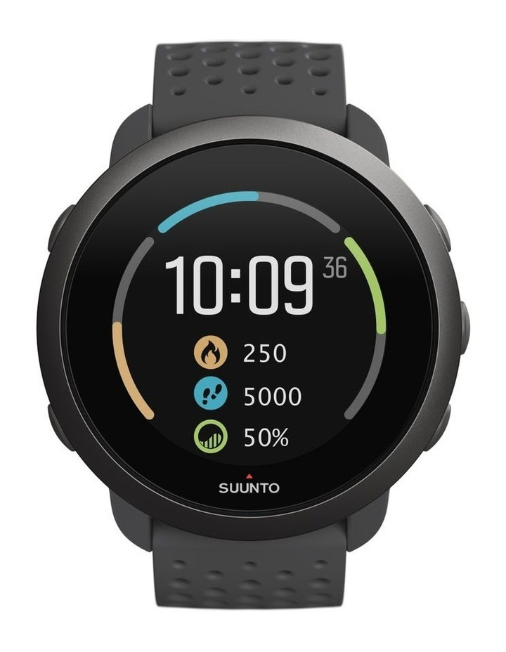 SUUNTO 3 Smartwatch - Slate Grey image 2