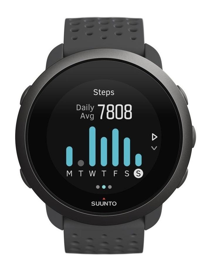 SUUNTO 3 Smartwatch - Slate Grey image 3