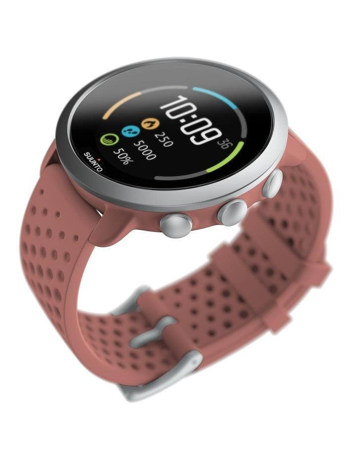 SUUNTO 3 Smartwatch -Granite Red image 7