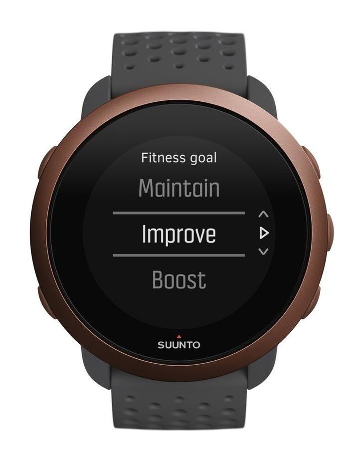 SUUNTO 3 Smartwatch -Slate Grey Copper image 1