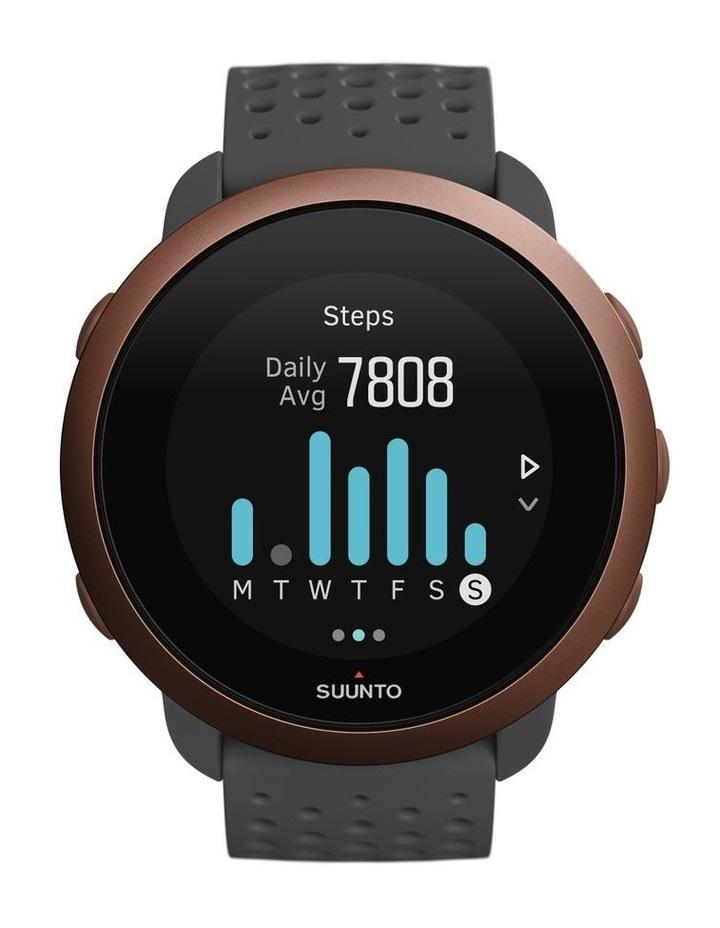 SUUNTO 3 Smartwatch -Slate Grey Copper image 2