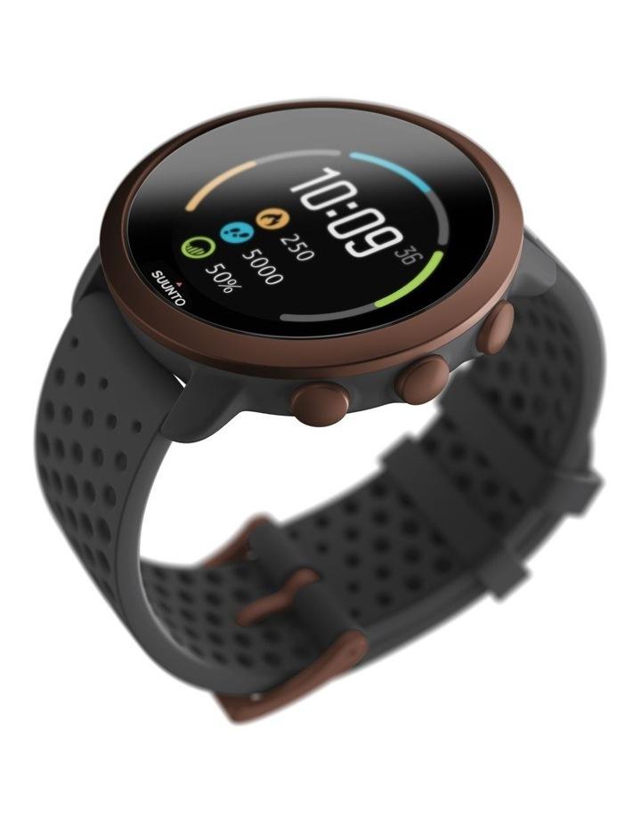 SUUNTO 3 Smartwatch -Slate Grey Copper image 7