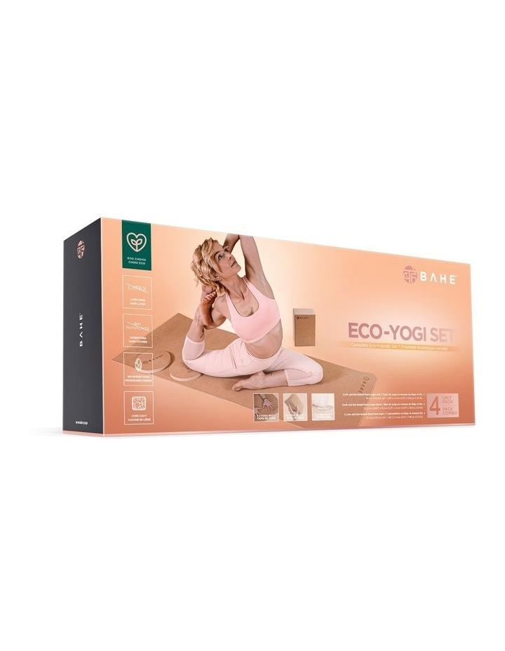 Eco Yogi Set - Oat/Cork image 2