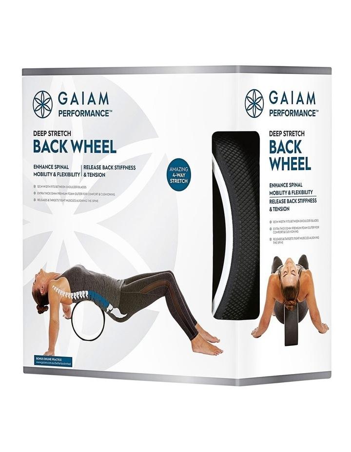 Deep Stretch Back Wheel image 1