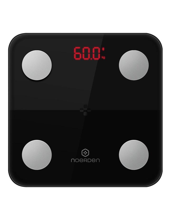 MINIMI Smart Body Scale Black image 1