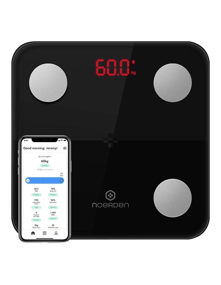 MINIMI Smart Body Scale Black image 6