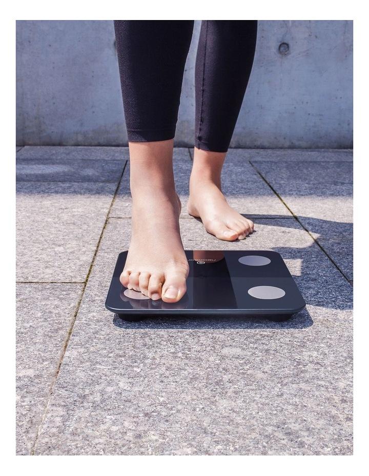 MINIMI Smart Body Scale Black image 7