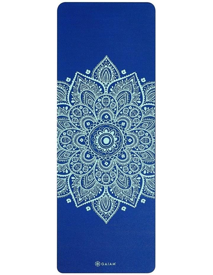 Essential Support 4.5mm Yoga Mat Blue Blue 27-73285 image 2