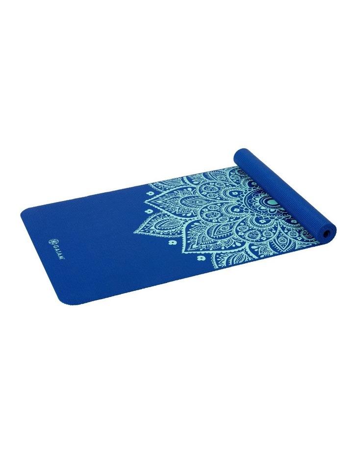 Essential Support 4.5mm Yoga Mat Blue Blue 27-73285 image 3