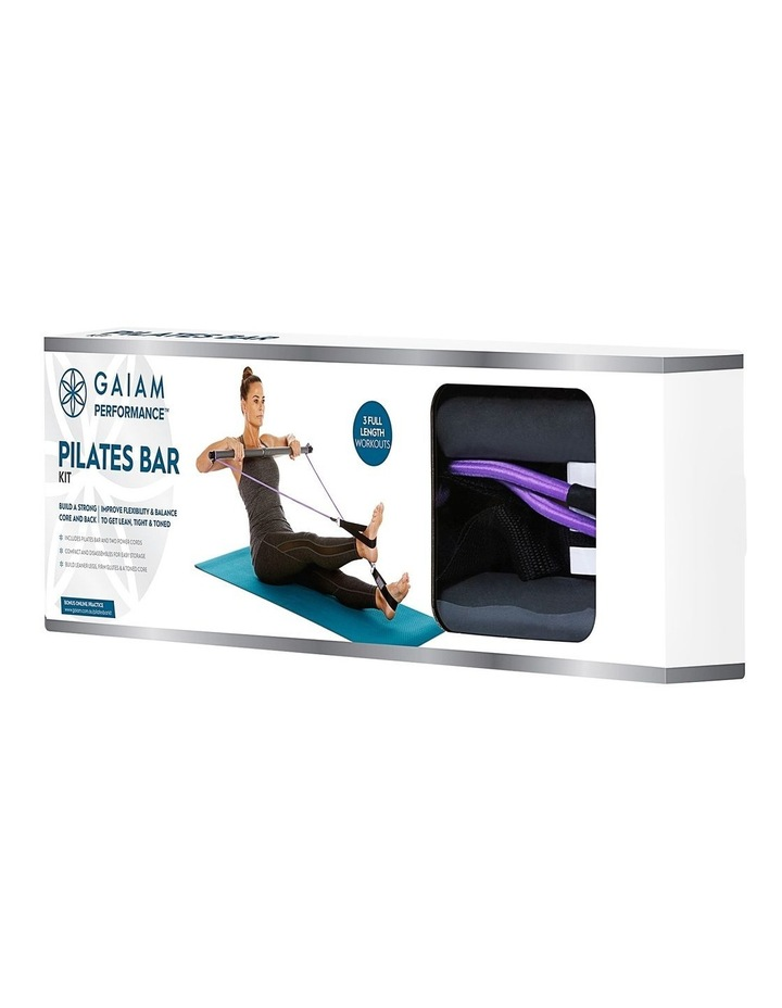 Pilates Bar Kit Black 27-73258 image 1