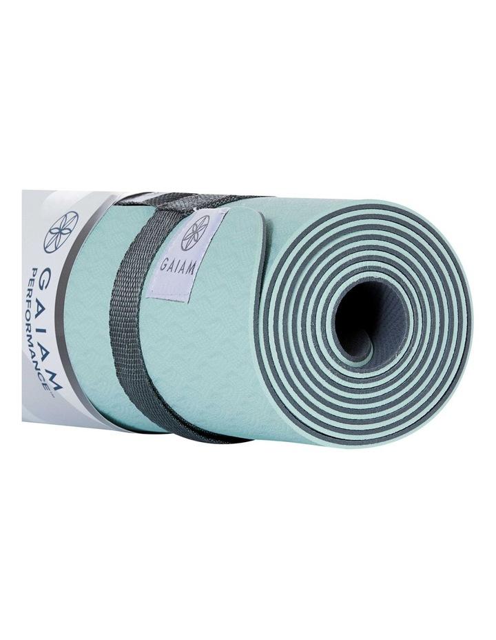 Soft Grip 4mm Yoga Mat Mint Mint 27-70238 image 4