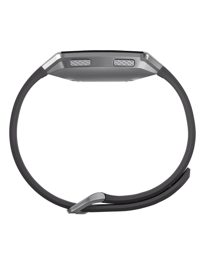 Ionic Smart Fitness Watch - Charcoal / Smoke Grey image 3