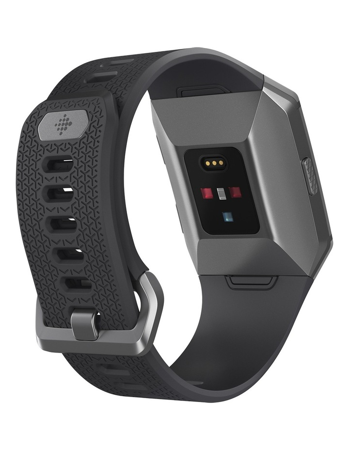 Ionic Smart Fitness Watch - Charcoal / Smoke Grey image 4