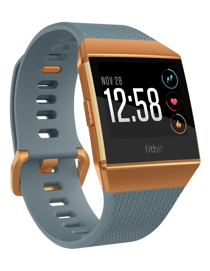 Ionic Smart Fitness Watch - Slate Blue / Burnt Orange image 1