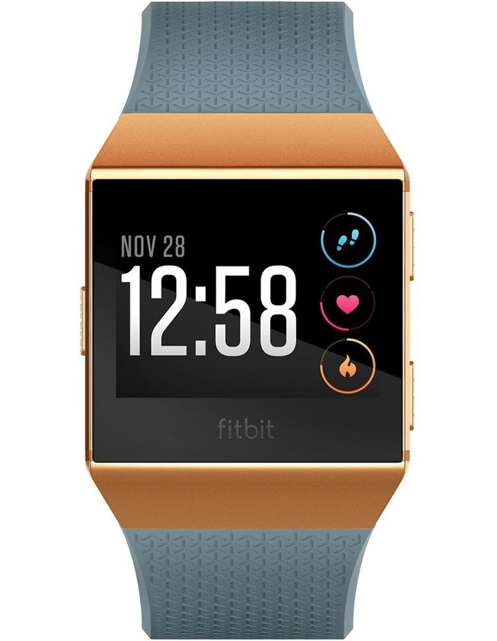 Ionic Smart Fitness Watch - Slate Blue / Burnt Orange image 2