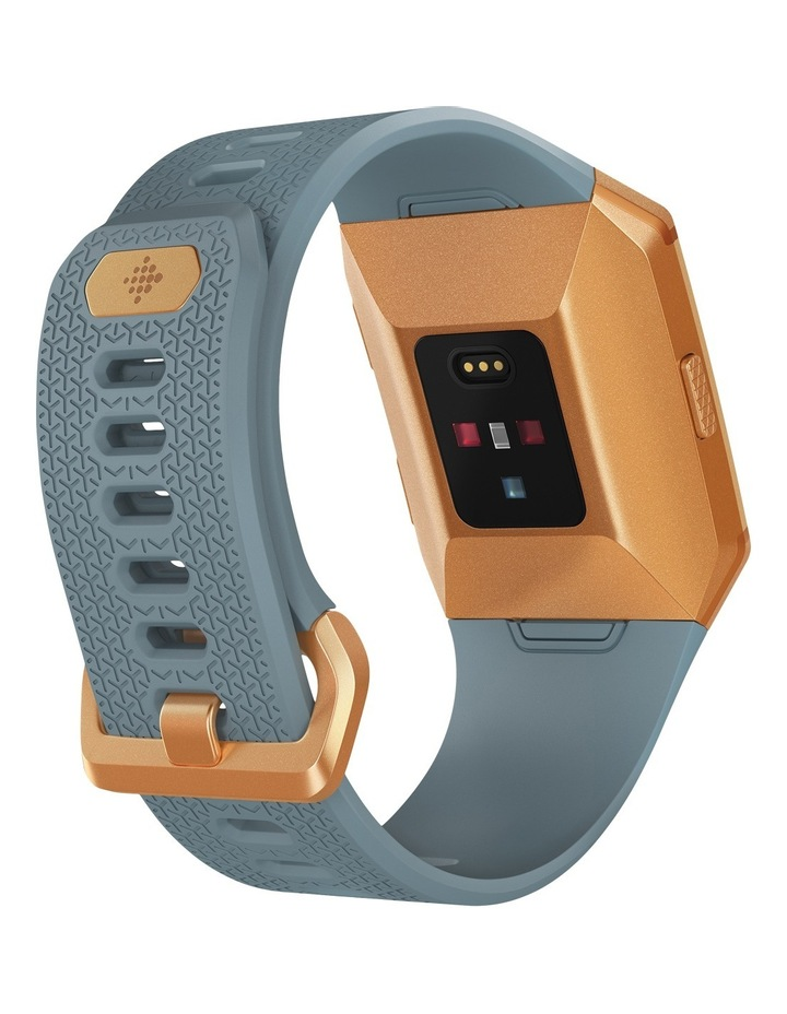 Ionic Smart Fitness Watch - Slate Blue / Burnt Orange image 4