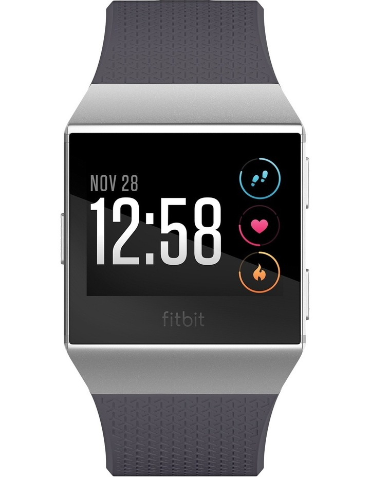 Ionic Smart Fitness Watch -  Blue Gray / White image 1