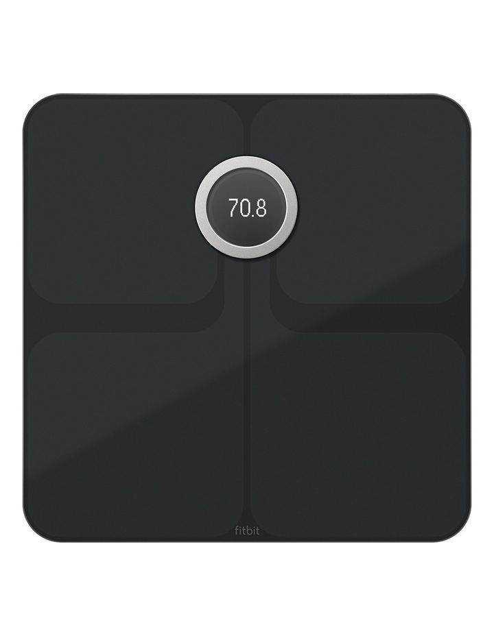 Aria 2 Wi-Fi Smart Scale - Black image 1