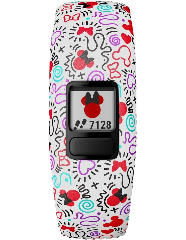 Vivofit Jr. 2 - Adjustable Disney Minnie Mouse Band image 2