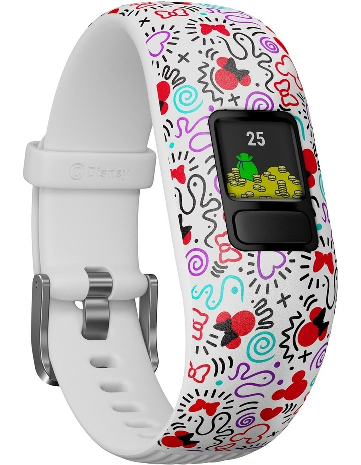 Vivofit Jr. 2 - Adjustable Disney Minnie Mouse Band image 3
