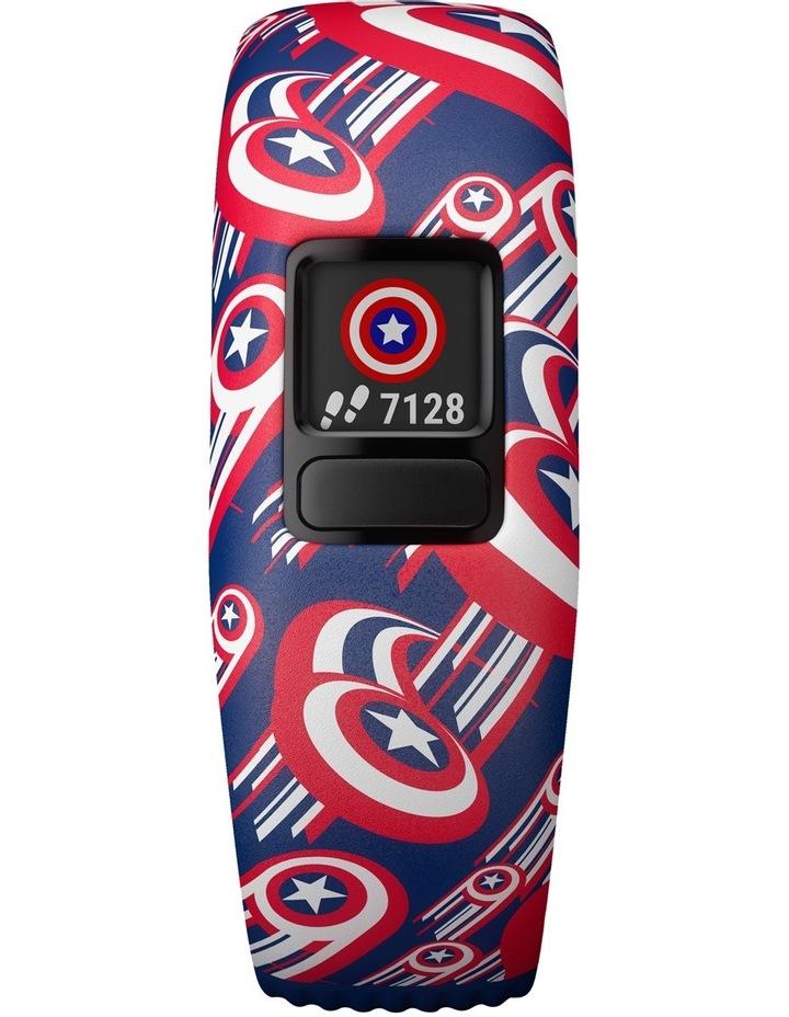 Vivofit Jr. 2 - Adjustable Captain America Band image 2