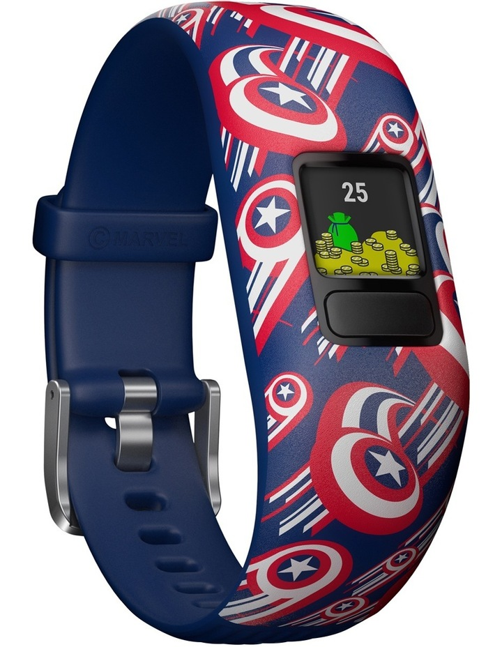 Vivofit Jr. 2 - Adjustable Captain America Band image 3