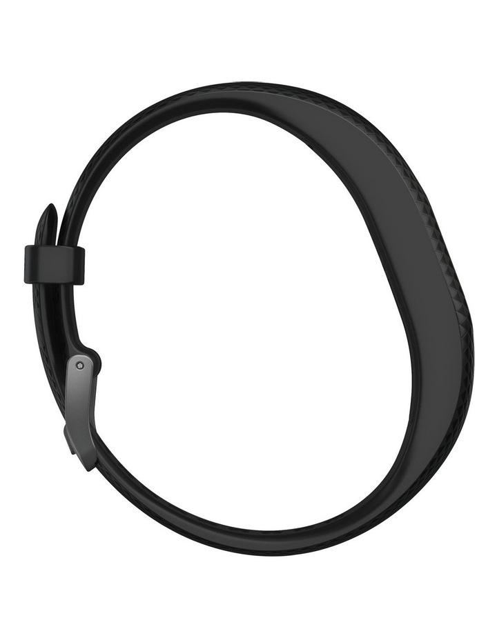 Vivofit 4 Fitness Tracker - Black/White 2pc Bundle (Sml/Med) image 3