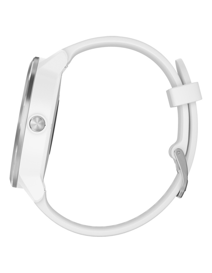 Vivoactive 3 - Stainless/White image 3