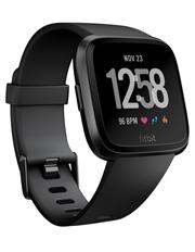 Versa Smartwatch - Black Aluminium